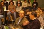 Con José Luis Bilbao en un momento del Encuentro