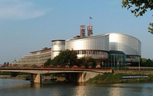 Sede del Tribunal Europeo de Derechos Humanos