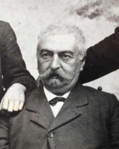 Benantzio Goitia Astoreka, Batzoki Bermeotarra-ren lehen lehendakaria (Joseba Agirrezkuenagak emandako argazkia)